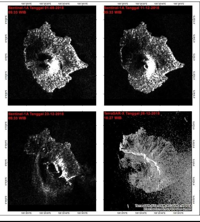 Φωτογράφισαν ξανά το φονικό ηφαίστειο Κρακατόα και έπαθαν σοκ με αυτό που ανακάλυψαν (Pics)