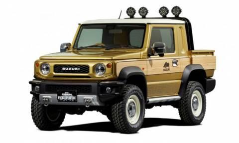Το νέο Suzuki Jimny θα αποκτήσει και έκδοση αγροτικού;