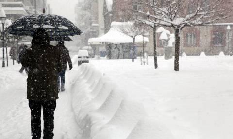 Πρωτοχρονιά: Έκτακτο δελτίο επιδείνωσης καιρού - Έρχονται χιόνια, καταιγίδες και θυελλώδεις άνεμοι