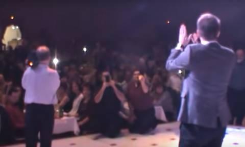 Βίντεο – πρόκληση: Σκοπιανοί τραγουδούν στην Ημαθία για τη «Μακεδονία του Αιγαίου»