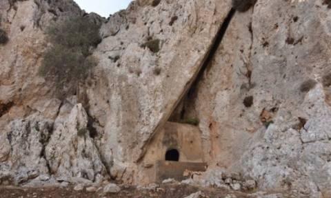 Αυτό είναι το Άγιον Όρος της Κρήτης