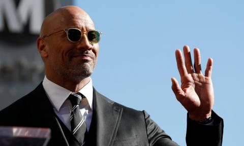 «Σαρώνει» ο Ντουέιν Τζόνσον - Θα λάβει 22 εκατ. δολάρια για την ταινία Jungle Cruise