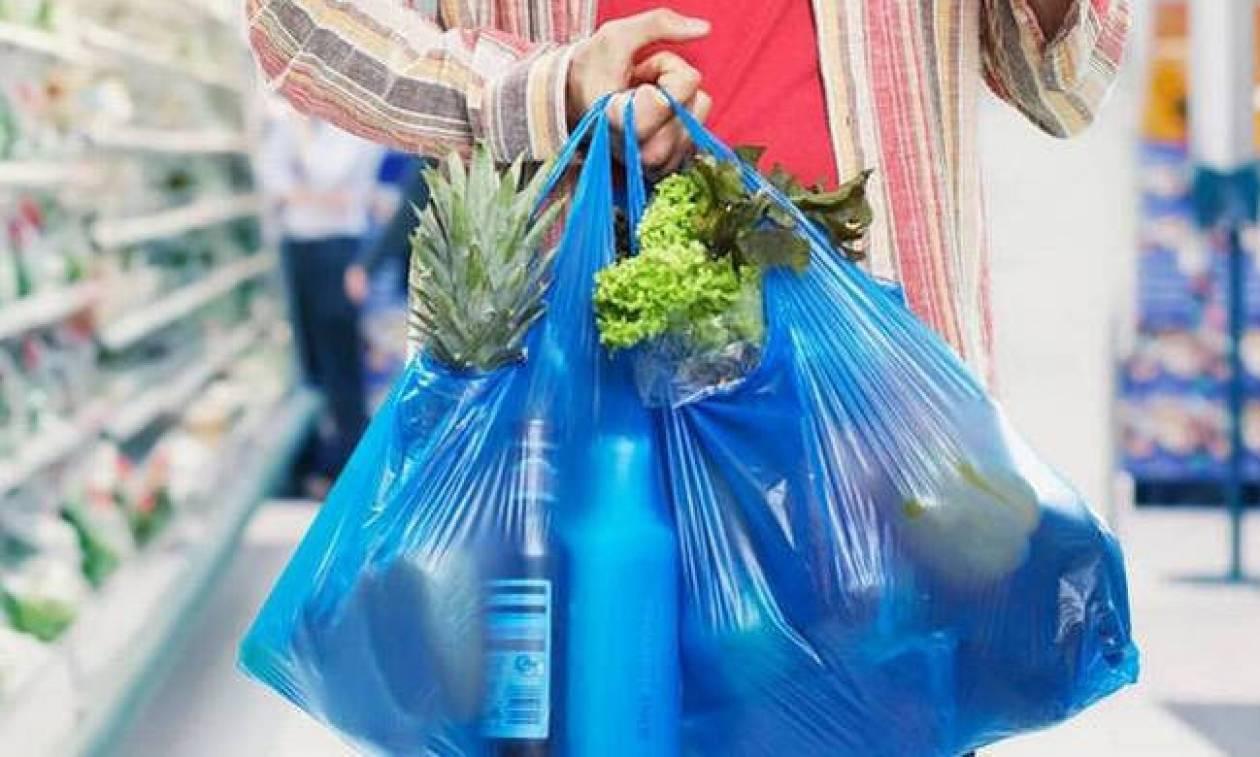 Πλαστική σακούλα: Αυτή είναι η μεγάλη αλλαγή που θα έρθει από 1η Ιανουαρίου 2019