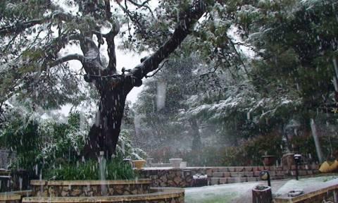 Πρωτοχρονιά 2019 με χιόνια και πολύ κρύο - Ποιες περιοχές θα βρεθούν στο «μάτι» της κακοκαιρίας