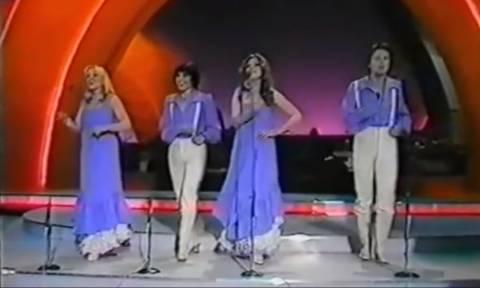Μαριάννα Τόλη: Δείτε την αξέχαστη ερμηνεία της στη Eurovision του 1977 (Vid)