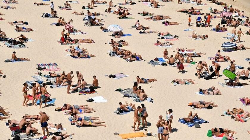 «Έλιωσαν» τα θερμόμετρα στην Αυστραλία: Ο υδράργυρος έδειξε 50 βαθμούς και ο καύσωνας συνεχίζεται