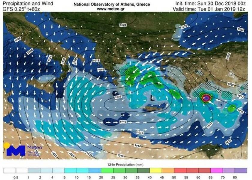 Καιρός: O «Ραφαήλ» και η «Σοφία» φέρνουν πολικό ψύχος - Πυκνές χιονοπτώσεις και στην Αττική