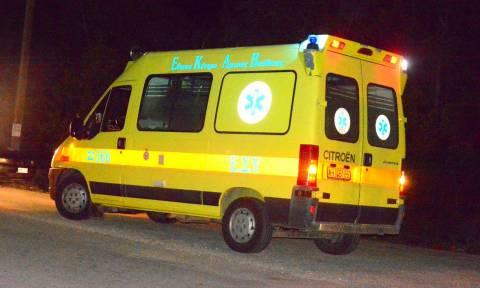Ηράκλειο: 22χρονη παρασύρθηκε από δίκυκλο - Μεταφέρθηκε στο νοσοκομείο