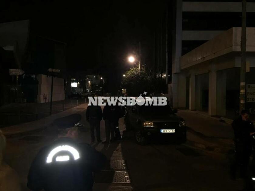 Συναγερμός για βόμβα στον ΑΝΤ1