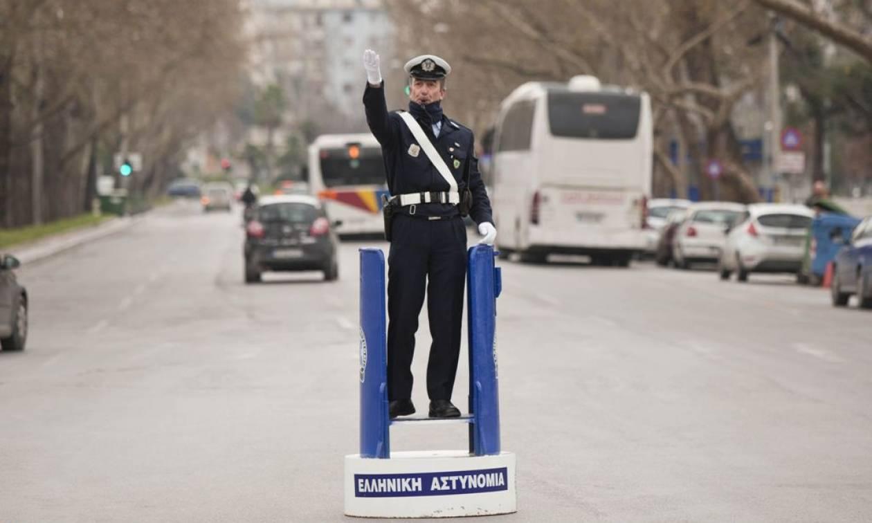 Το «βαρέλι» της Τροχαίας επιστρέφει στη Θεσσαλονίκη
