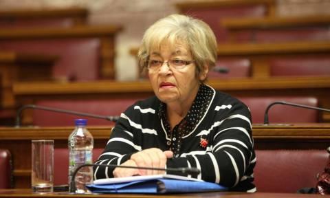Έφυγε από τη ζωή η πρώην βουλευτής και εισαγγελέας Χρυσούλα Γιαταγάνα