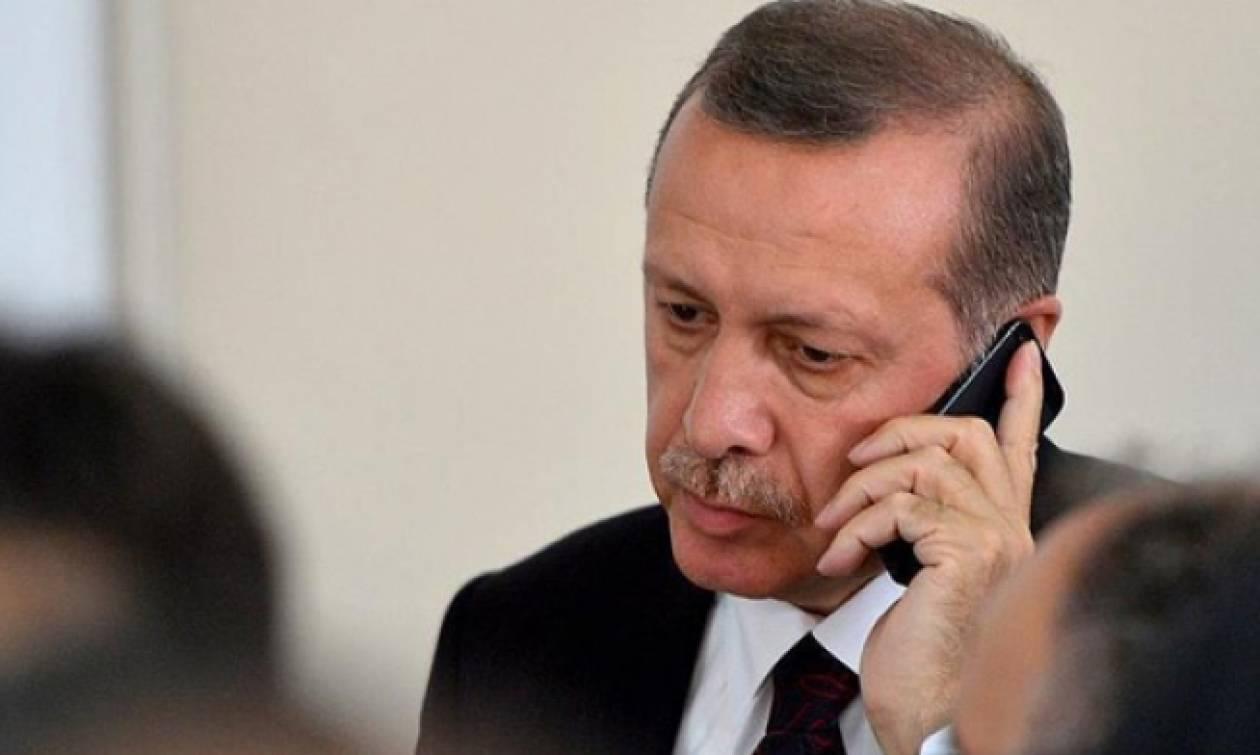 «Φρένο» στα αιμοχαρή σχέδια του Ερντογάν βάζει η Μέρκελ με ένα απλό τηλεφώνημα
