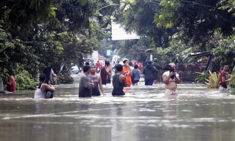 Τροπική καταιγίδα «σάρωσε» τις Φιλιππίνες: Στους 68 ο αριθμός των νεκρών - Δεκάδες αγνοούμενοι