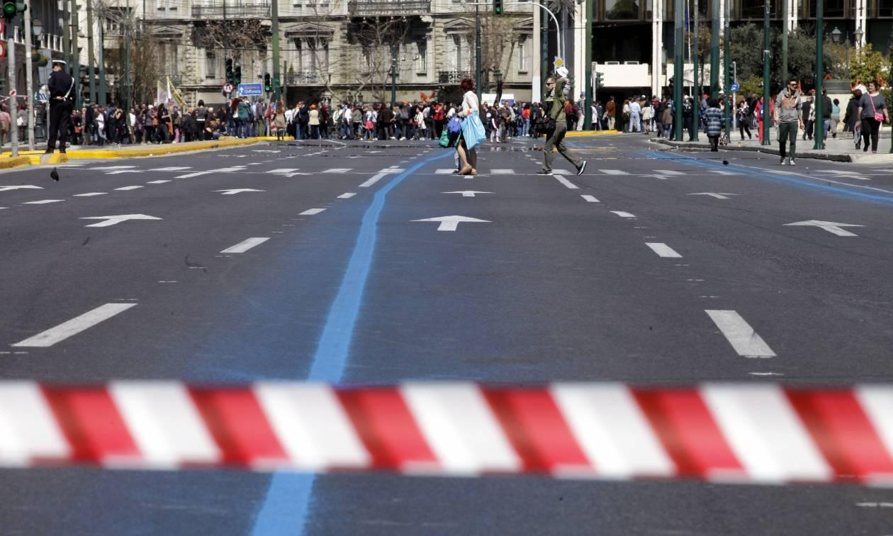 Πρωτοχρονιά: Αυτοί οι δρόμοι θα κλείσουν αύριο στο κέντρο της Αθήνας