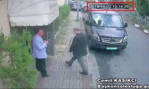 Για πρώτη φορά στην Ελλάδα το σκληρό περιεχόμενο του ηχητικού ντοκουμέντου της δολοφονίας Κασόγκι