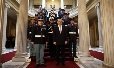 Το πρωτοχρονιάτικο μήνυμα του Προκόπη Παυλόπουλου: «Πρώτος στόχος η πρόοδος του τόπου μας»