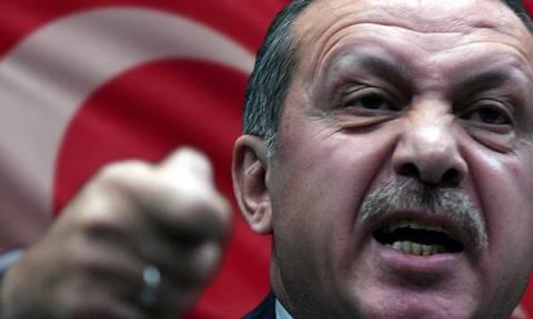 Παραλήρημα Ερντογάν: Δεν είμαστε ούτε ο δράστης αλλά ούτε και το θύμα της έντασης στο Αιγαίο
