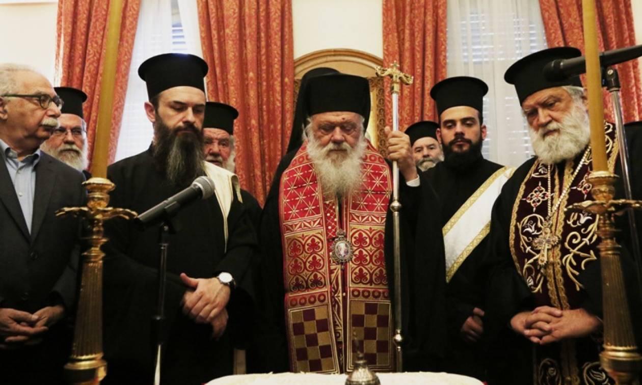 Αρχιεπίσκοπος Ιερώνυμος: Ο Θεός να χαρίσει μια ευλογημένη χρονιά σε όλους