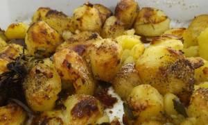 Η συνταγή της ημέρας: Τραγανές πατάτες φούρνου