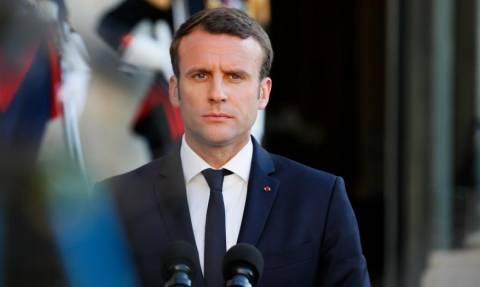 Μακρόν: Η «οργή» το 2018 «μας δηλώνει ένα πράγμα: Δεν εφησυχάζουμε»