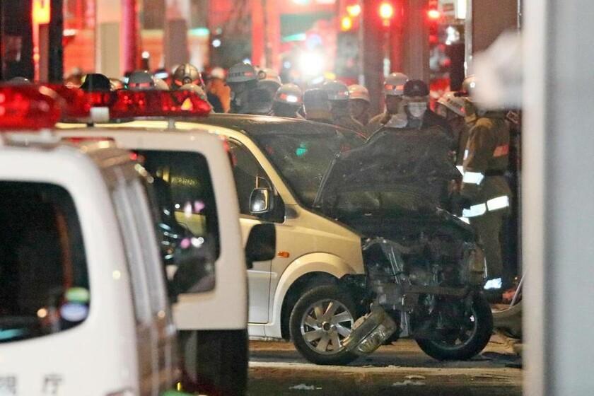 Ήθελε να σπείρει τον τρόμο την Πρωτοχρονιά: 21χρονος εμβόλισε με αμάξι το συγκεντρωμένο πλήθος