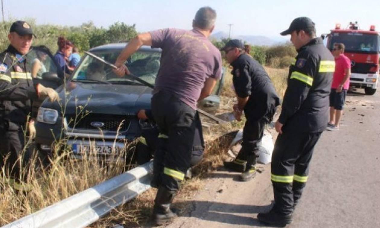 Κρήτη: Θλιβερό ρεκόρ στους θανάτους από τροχαία το 2018