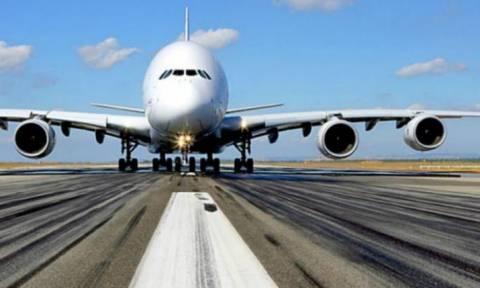 Καιρός: Ταλαιπωρία για επιβάτες αεροσκάφους πτήσης για Ιωάννινα