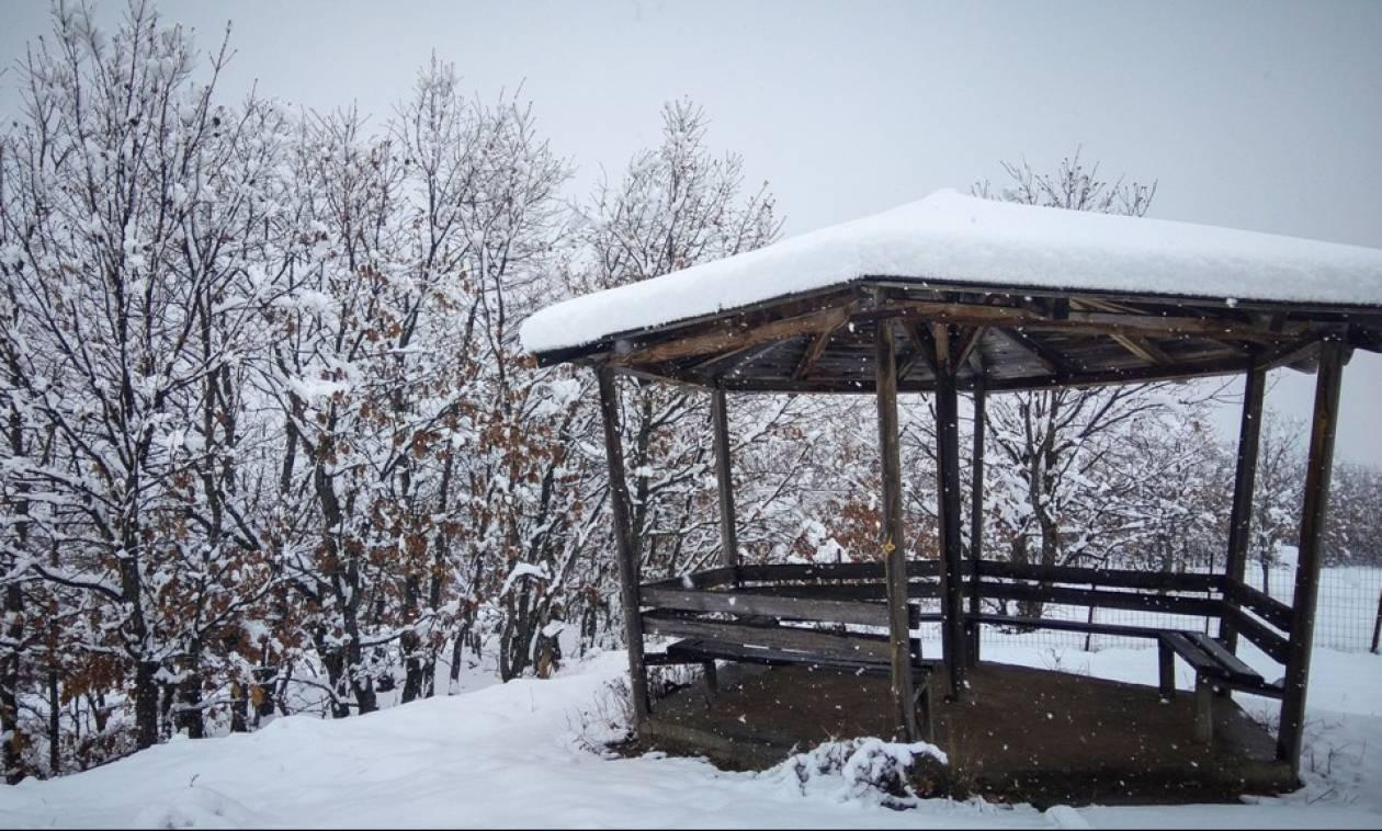 Καιρός: Πανελλαδικός χιονιάς προ των πυλών - Νέες πυκνές χιονοπτώσεις και πολικές θερμοκρασίες