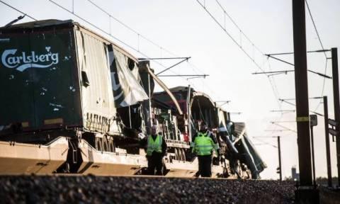 Σιδηροδρομική τραγωδία στη Δανία: Τουλάχιστον έξι νεκροί (pics)