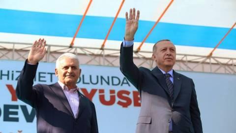 Ο Eρντογάν προτείνει Γιλντιρίμ για τη δημαρχία της Κωνσταντινούπολης