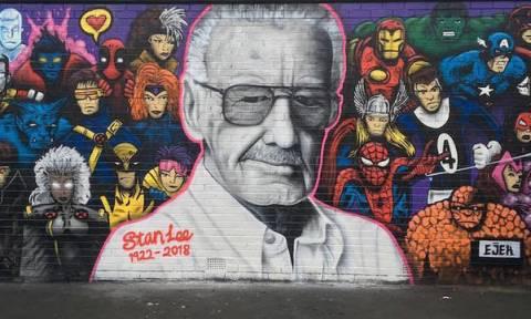 Πέθανε πριν από μερικούς μήνες και τώρα του έφτιαξαν ΑΥΤΟ το συγκλονιστικό γκράφιτι! (vid)