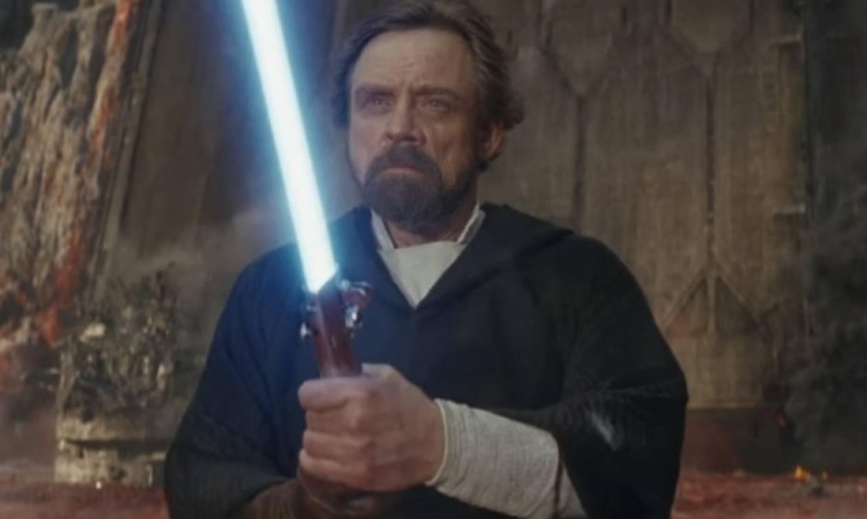 Star Wars: Δείτε πόσο κοστίζει το γνήσιο φωτόσπαθο του Luke! (pics)