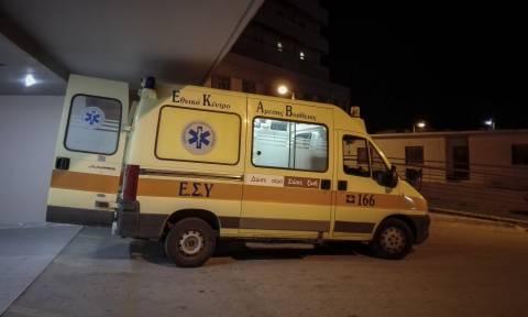 Σοβαρό εργατικό ατύχημα στην Ιεράπετρα: Έπεσε από μεγάλο ύψος στο σιλό απορριμματοφόρου