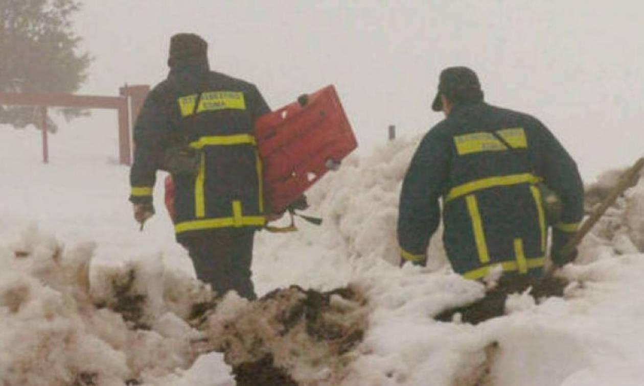 Καιρός: Eπιχείρηση διάσωσης βοσκού στη Φθιώτιδα