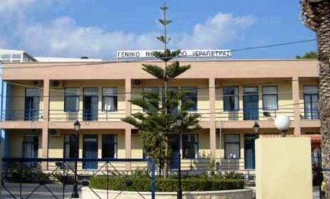 Ιεράπετρα: Στο νοσοκομείο 13χρονος που τραυματίστηκε από κροτίδα