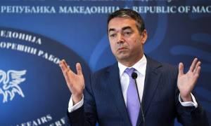 Ντιμιτρόφ: Κάποτε θα αναρωτιόμαστε γιατί δεν είχαμε υιοθετήσει νωρίτερα τη Συμφωνία των Πρεσπών