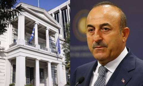 ΥΠΕΞ και Καμμένος απαντούν σε Τουρκία και Τσαβούσογλου: «Δεν σας φοβάται κανείς πια»