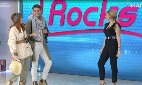 My Style Rocks: Έπαθε πλάκα η Σπυροπούλου με τον κούκλο σύντροφο παίκτριας