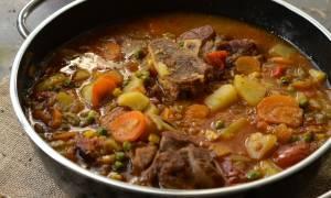 Η συνταγή της ημέρας: Κρεατόσουπα με οσομπούκο