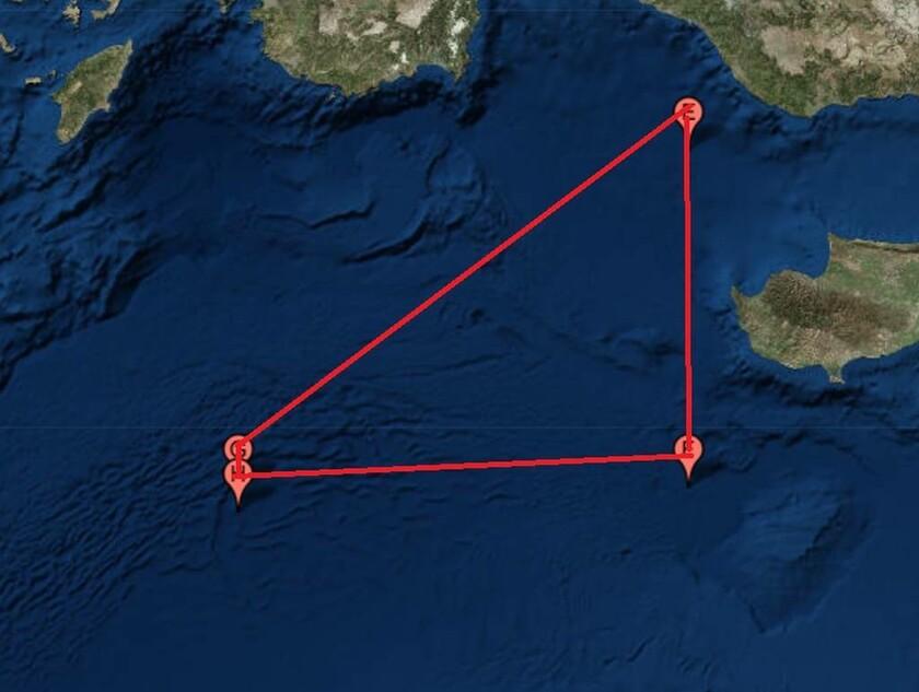 Συναγερμός στο Αιγαίο: Οι Τούρκοι στέλνουν το Barbaros στην ελληνική υφαλοκρηπίδα (ΧΑΡΤΗΣ)