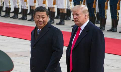 US and China to hold trade talks in Beijing next week