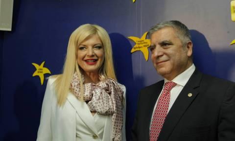 Αποσύρεται από την «κούρσα» για το δήμο Αμαρουσίου η Μαρίνα Πατούλη