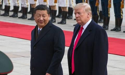 Εμπορικός πόλεμος: Ξεκινούν οι διαπραγματεύσεις ΗΠΑ – Κίνας