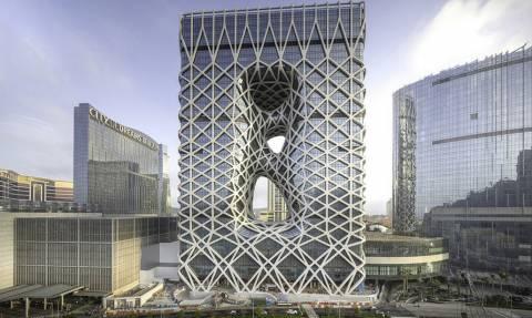 Αυτό το ξενοδοχείο στην Κίνα θα σε αφήσει άφωνο! (pics)
