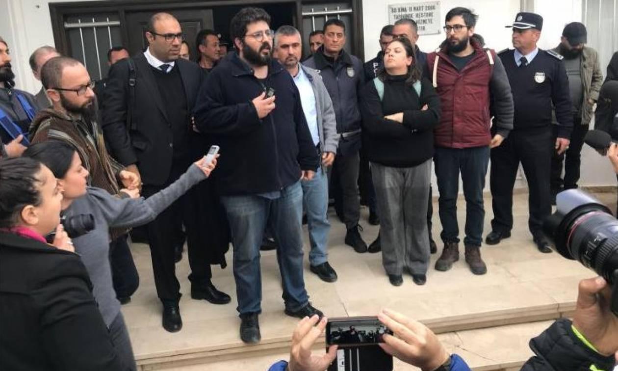 Στέλνουν Τουρκοκύπριο στη φυλακή γιατί αρνείται να πάρει όπλο κατά των Ελλήνων