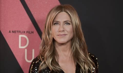 Η Jennifer Aniston πέρασε τις γιορτές με αυτούς τους πολύ διάσημους άντρες