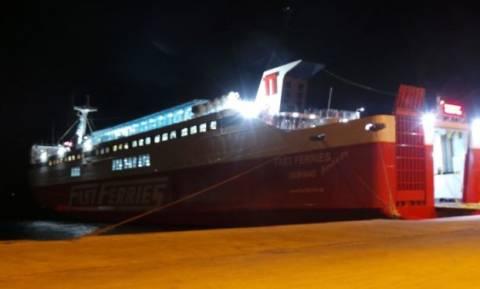 Πρόβλημα με πλοίο εν πλω - Επιστρέφει στη Ραφήνα