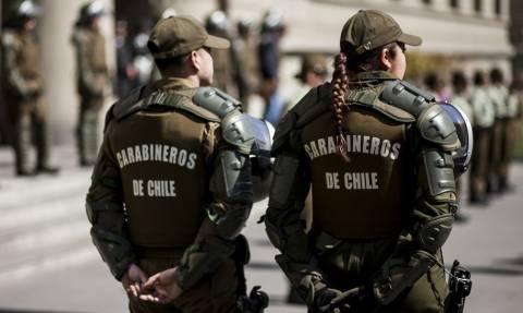 Πανικός στο Σαντιάγο: Ισχυρή έκρηξη σε στάση λεωφορείου – Τουλάχιστον πέντε τραυματίες (Pic+Vid)