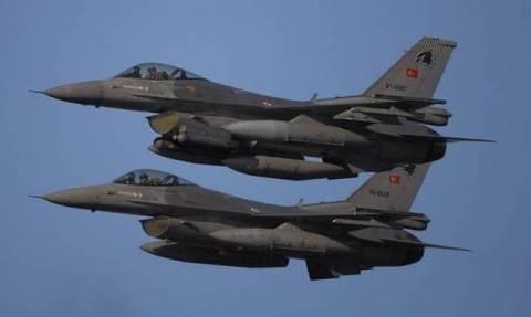 «Σουρωτήρι» και πάλι το Αιγαίο: 66 παραβιάσεις από οπλισμένα τουρκικά αεροσκάφη