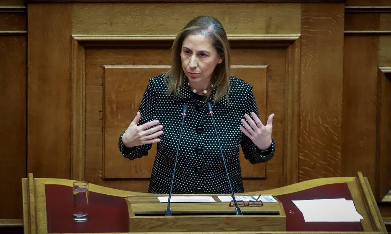 Ξενογιαννακοπούλου: Έρχονται 9.030  μόνιμες προσλήψεις στο Δημόσιο το 2019